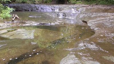 濃溝の滝11