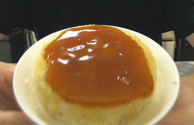 プレミアム ブリュレチーズケーキ~ ベイクド&レア~3