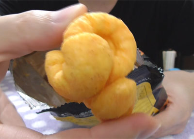 大人の贅沢カール 濃厚炙りチーズ味(明治)5