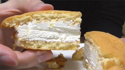 ソフトクッキーサンド クリームチーズホイップ3