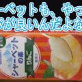 【コスパ良すぎ】業務スーパー(シャーベットの素 りんご 1kg紙パックスイーツ)