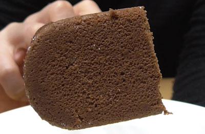 しっとり濃厚ショコラケーキ(ローソン)5