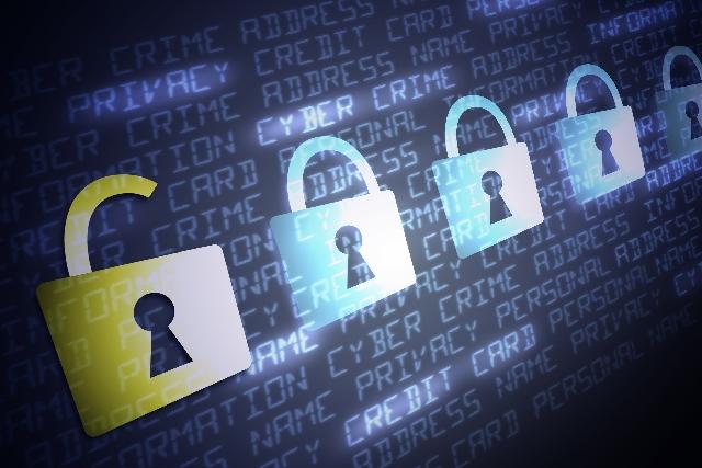 ハッキングとセキュリティイメージ