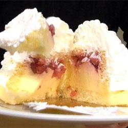 苺ソースのミニかまくら(セブン)3