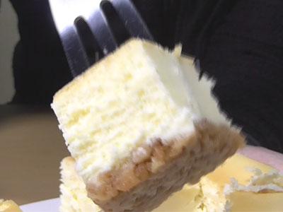 ニューヨークチーズケーキ(セブンイレブン)3