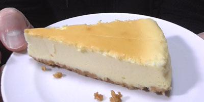 ニューヨークチーズケーキ(セブンイレブン)2