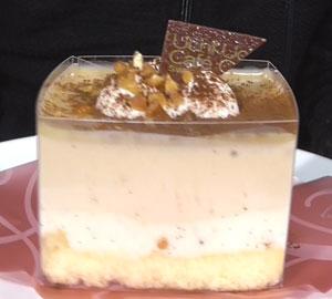 ブロンドチョコレートのスペシャルケーキ(ローソン)2