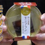 和三盆製モンブラン和三盆黒蜜付き(徳島産業)
