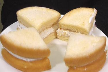 もっちさんど-ミルククリーム-北海道産練乳使用(ミニストップ)6