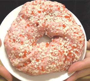 いちごの香りが広がるもちもち食感いちごモッチ(ファミリーマート)2