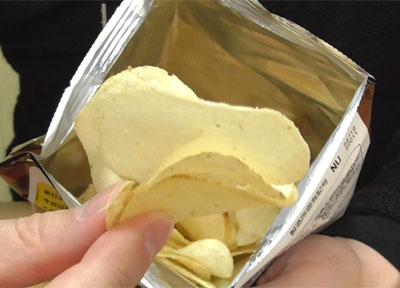 ポテトチップスモンブラン味(カルビー)6