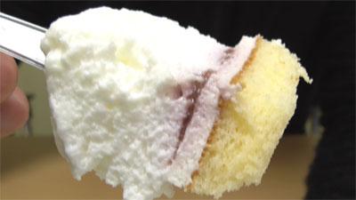 ふんわりミルクケーキ(ミニストップ)3