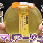 うさぎの夢マスカルポーネとチョコミルクのマリアージュ(徳島産業)