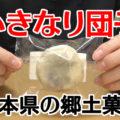 熊本いきなり団子 プレーン(コウヤマ)、熊本県の郷土菓子
