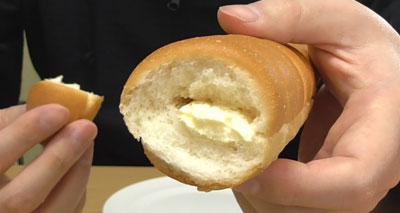 フランスパン-ヴィエノワーズミルク4