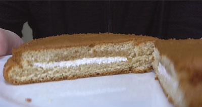 ブランのパンケーキ2個4枚~アガベシロップ入り~(ローソン)4