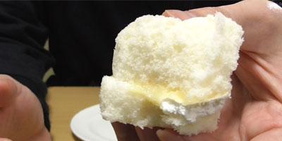 たまごみたいな蒸しケーキ カスタード&ホイップ8
