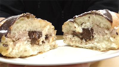 3種のチョコドーナツ(山崎パン)6