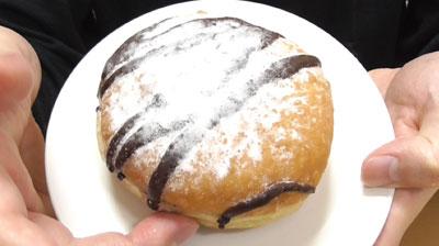 3種のチョコドーナツ(山崎パン)2