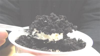 ブラッククランチ&チーズ3