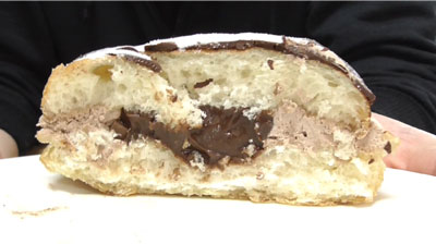 3種のチョコドーナツ(山崎パン)8