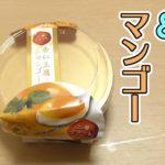 うさぎの夢二層デザート杏仁豆腐&マンゴー和三盆仕立て(徳島産業)