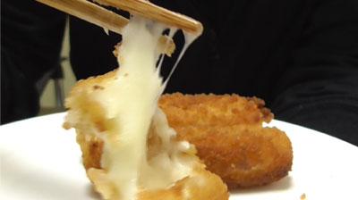 業務スーパー チーズフィンガー6