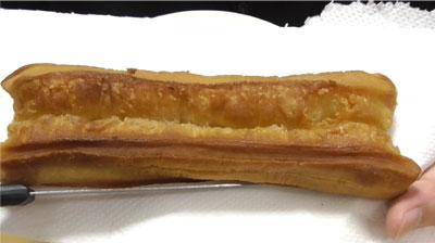 業務スーパー 油條(ヨウティアオ)中華揚げパン6