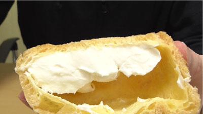 カルピスシュークリーム6