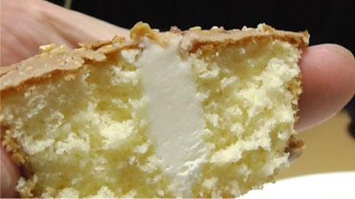 アーモンドショコラケーキ ミルククリームサンド(ヤマザキ)9