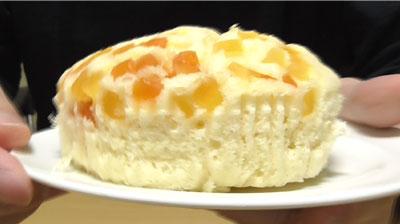 沖縄フェア パパイヤ&塩バニラ蒸しパン(イトーパン)4
