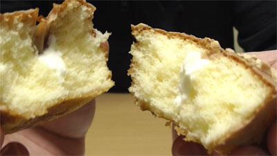 アーモンドショコラケーキ ミルククリームサンド(ヤマザキ)7