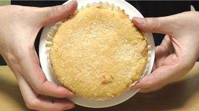 塩バター風味クッキーケーキ2