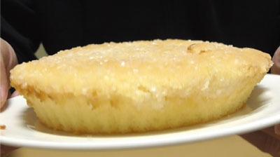 塩バター風味クッキーケーキ4