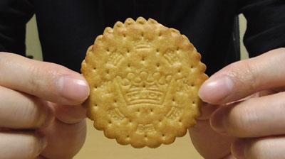 業務スーパーサンドイッチビスケット5