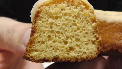 ブランの焼きドーナツ 塩キャラメル(ローソン)7