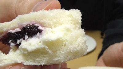 レアチーズケーキサンド Kiriクリームチーズ使用(ローソン)6
