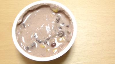 ココナッツミルクのスイーツ-あずき2