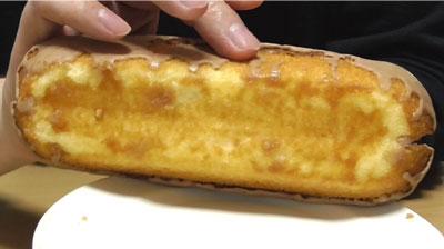 アーモンドショコラケーキ ミルククリームサンド(ヤマザキ)6