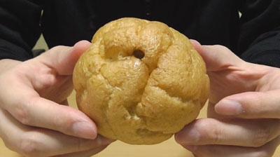 OREOオレオ入りのシュークリーム クッキー&バニラ(オランジェ)2