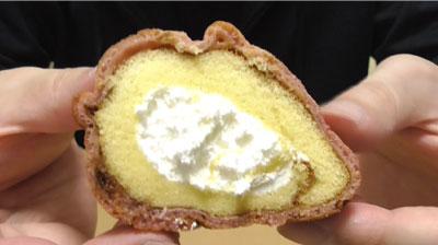 シューロールケーキ-スイートポテト4
