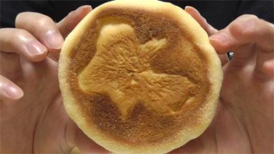 メープルメロンパン(神戸屋)4