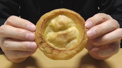 OREOオレオ入りのシュークリーム クッキー&バニラ(オランジェ)4
