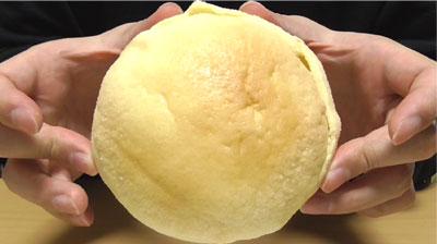 メープルメロンパン(神戸屋)2