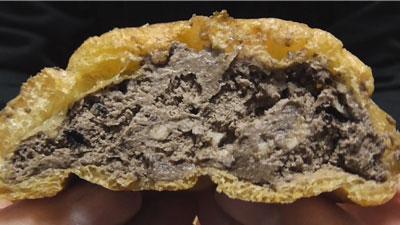 OREOオレオ入りのシュークリーム クッキー&バニラ(オランジェ)6