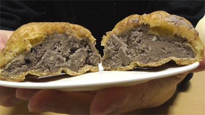 OREOオレオ入りのシュークリーム クッキー&バニラ(オランジェ)5