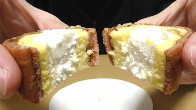 シューロールケーキ-スイートポテト6