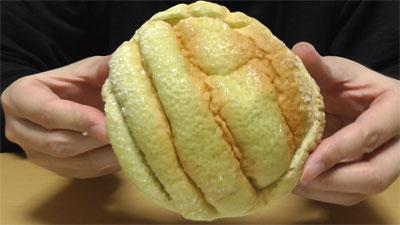 静岡クラウンメロンCrown Melonパン(フジパン)4