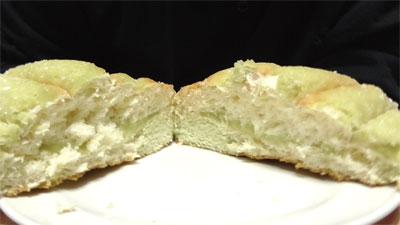 静岡クラウンメロンCrown Melonパン(フジパン)6
