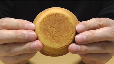 SWEETS kitchen 紅いもチーズタルト御菓子御殿監修(ロピア)4